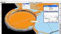 UG塑胶模具设计视频教程 A11 曲面分模之电池盖