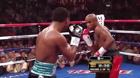 梅威瑟 vs 莫斯利 Floyd Mayweather Jr vs Shane Mosley HD