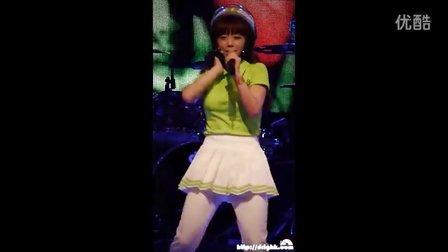 韩国CrayonPop(昭燏)热舞 Dancing Queen 130824