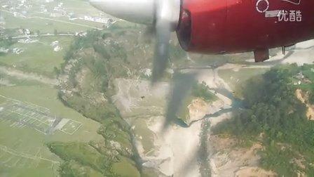 尼泊尔乘坐小飞机 www.flywithmaggie.com