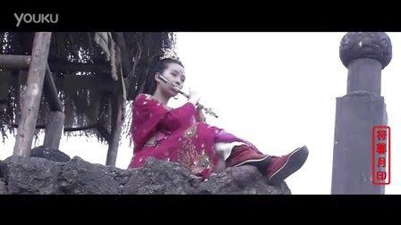 刘诗诗笛古装美女画中仙 古代美女视频