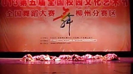 鹿寨县安琪艺术学校获奖舞蹈
