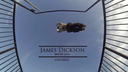 【洁癖男】英国爆强跑酷少年James Dickson - Winter Scraps