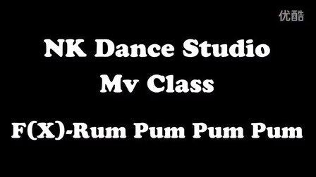 石家庄NK舞团 MV课程 F(X)-初智齿 舞蹈教学
