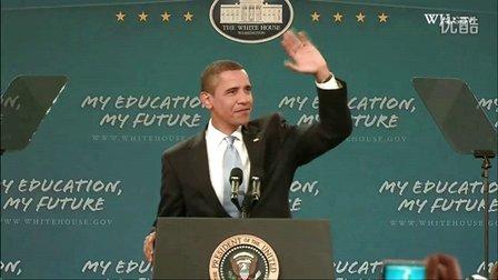 专辑:奥巴马演讲图片