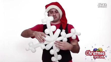 国外精品魔术气球高清教程之创意造型篇
