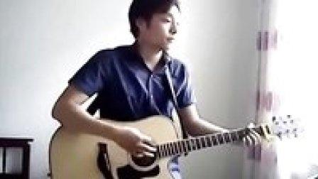吉他弹唱 许巍 蓝莲花