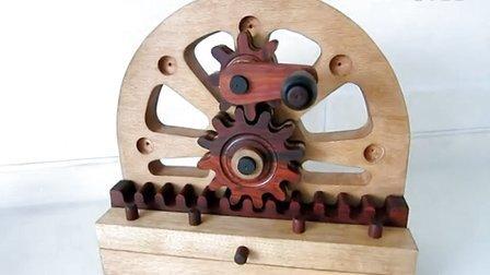 《木工爱好者论坛》第十二届diy达人赛模型专项赛c组