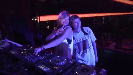 B.Traits x Monki Live from Radio 1 in Ibiza