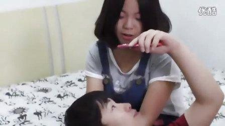蜜桃成熟の時(笑話篇)—033 萌妹子偷窺宅男隱私后無意發覺羞羞事