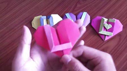 欧式玫瑰折纸仿真图