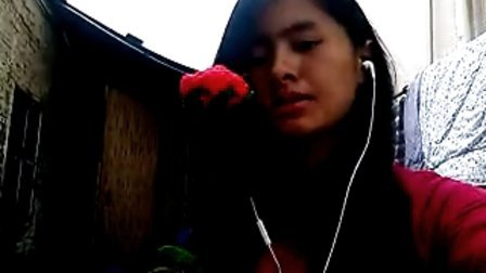 英子(为瓷娃娃录制)钩针编织之玫瑰花1
