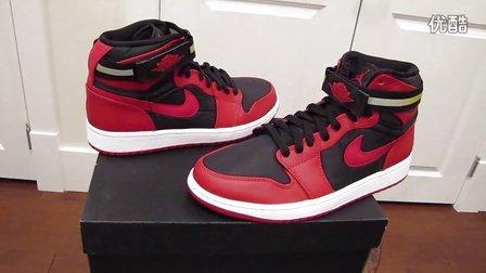 陽仔球鞋視頻47,Nike Air Jordan 1 High Strap
