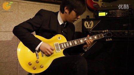 电吉他独奏 《何以爱情》 何以笙箫默 电吉他曲 北京桔子音乐-石珈铭-