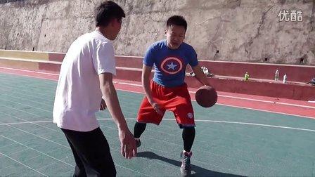 91篮球教学 30课 国人 crossover 教学  变向过人 基础 入门