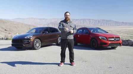 MT对比评测保时捷Porsche Macan Turbo vs.奔驰Mercedes Benz GLA