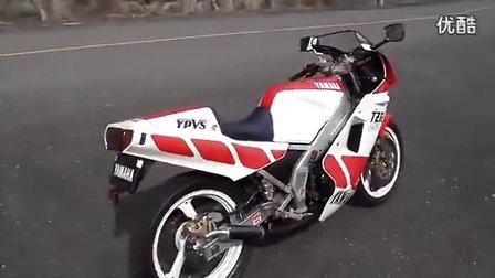 雅马哈 TZR250 大T