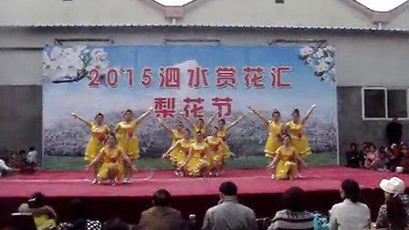 康旭广场舞舞动中国12人变队形