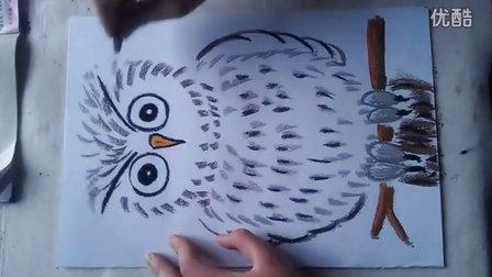 儿童画网络视频课程根李老师学画画