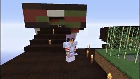 我的世界 Minecraft 坑爹空岛地图生存part17 完结篇图片