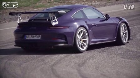 Chris Harris on Cars -全方位试驾保时捷Porsche 991 GT3 RS