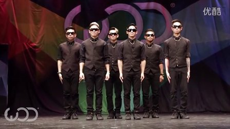 poreotics - frontrow - world of dance las vegas 2014 #wodvegas