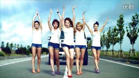 Bubble Pop---金泫雅--4MINUTE 韩国女子团体 舞蹈音乐