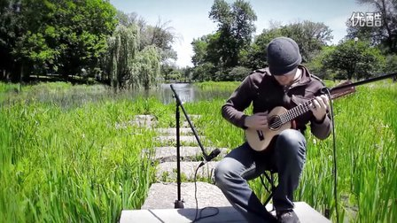 Rob Scallon - A very little guitar.