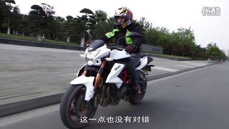 摩托车测评--钱江贝纳利黄龙600