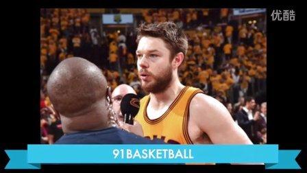 91篮球教学 44 德拉维多瓦 瓦哥 NBA总决赛 抛投