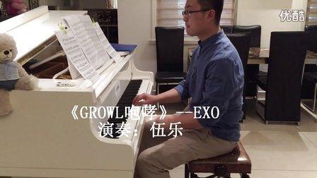 《growl咆哮》--EXO_tan8.com