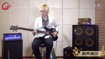 Mark Bass Little Mark Tube 视频演示(武良匠)