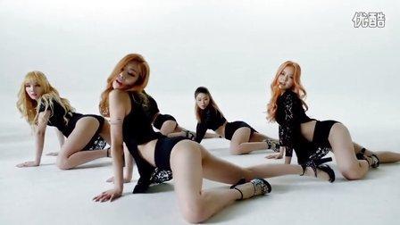 【瘦瘦717】韩国女团 Stellar 19禁性感舞蹈MV - Vib