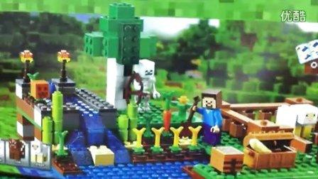 逗崽的积木乐园 我的世界 农场图片