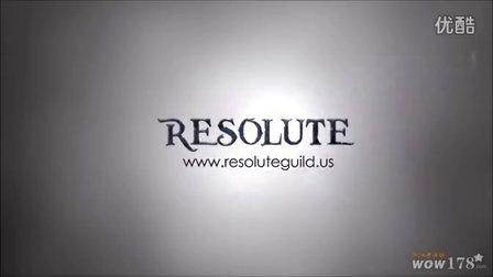 魔兽PvE:Resolute vs 永恒者索克雷萨[英雄难度 地狱火堡垒] ~ 射击猎视角 ~ wow 6.2