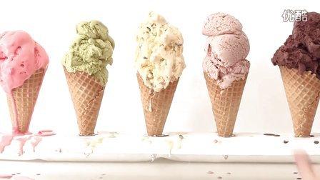 创意翻糖蛋糕 冰淇淋甜筒制作教程