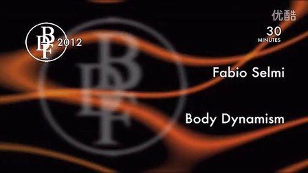 2012黑池讲习会1-3法比奥-身体活力 超清 - 摩登舞