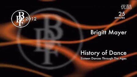 2012黑池讲习会2-5 舞蹈历史表演 超清 - 摩登舞