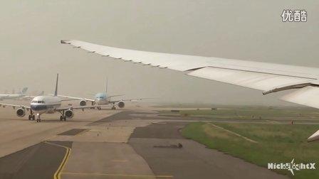 飞机从北京首都国际