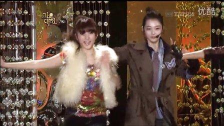 【瘦瘦】少女时代 林允儿 女团f(x) 郑秀晶 KARA 具荷拉 4Minute 金泫雅 2NE1 After School 舞蹈大战