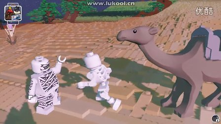 LEGO 乐高世界 01孩子王的积木乐园图片