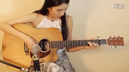 靠谱吉他手 小松原俊的《passion》 美女指弹吉他 柳舒淇