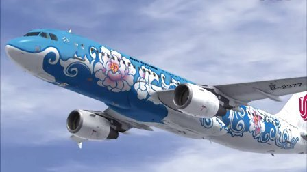 微软模拟飞行10空客a320上海-北京【第十集】