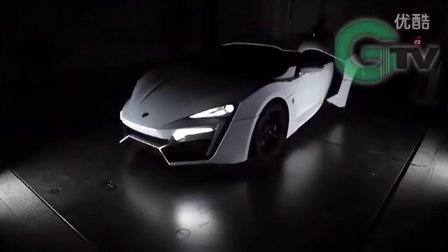 莱肯超跑纪录片 W Motors Lykan HyperSport