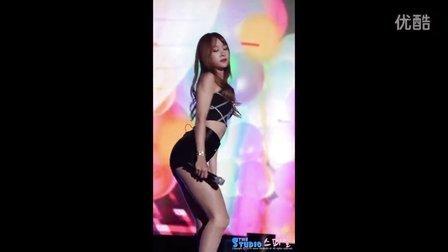 韩国EXID 安希妍性感热舞 - Ah Yeah 150911