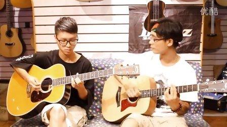 公路之歌 吉他 (悦音之声音乐工作室吉他教学系列 痛仰乐队系列 I )