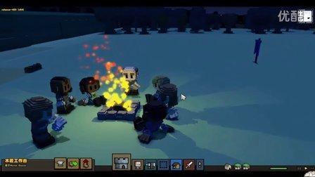 【大橙子】石炉StoneHearth生存-ep1-七个小矮人