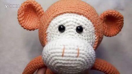 手作坊】钩针 毛线编织玩偶
