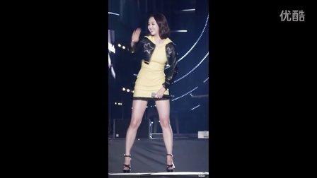 韩国Sistar金多顺热舞 - Ma Boy _151015
