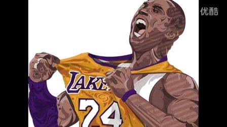 91篮球教学 56 乔丹科比 惯用转身投篮技巧